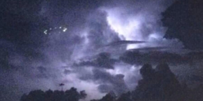 UFO activity above Houston, Texas – 12th August 2014