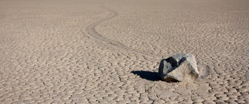 Solved: How the Death Valley stones Move