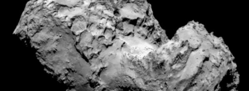 Rosetta probe successfully goes into orbit around comet