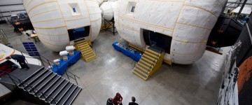 Roscosmos Wants $440 Million to Build Inflatable Space Stations