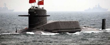China developing Super Fast Submarine