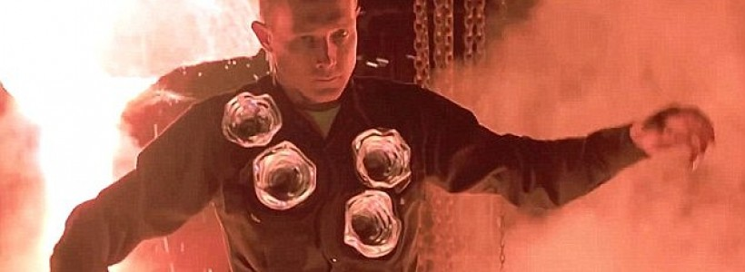 Rise of the real Terminator: Scientists create shape-shifting liquid metal