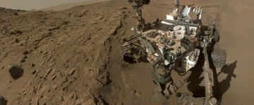 Mars rover reaches final destination Mount Sharp two years after landing