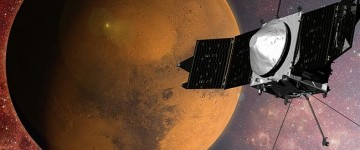 NASA's MAVEN explorer spacecraft arrives at Mars