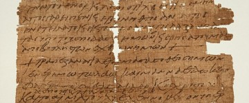 1,500-year-old papyrus found with references to the last supper