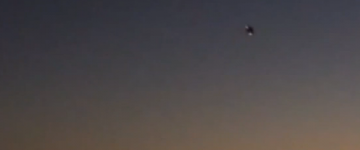 Triangle UFO Sighting filmed over Ohio – 4th September 2014