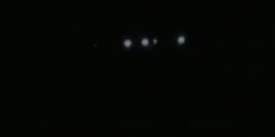 UFO activity filmed over Fortaleza, Brazil – 21st Sep 2014