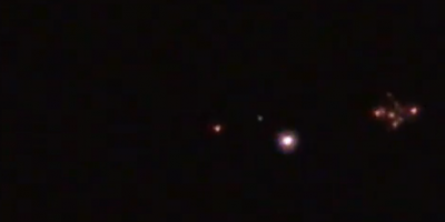 UFO Sighting filmed over Chicago – 18th September 2014.