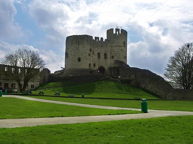 Dudley Castle is a popular tourist attraction with an apparent eerie past. Picture: WikiCommons Source: Supplied