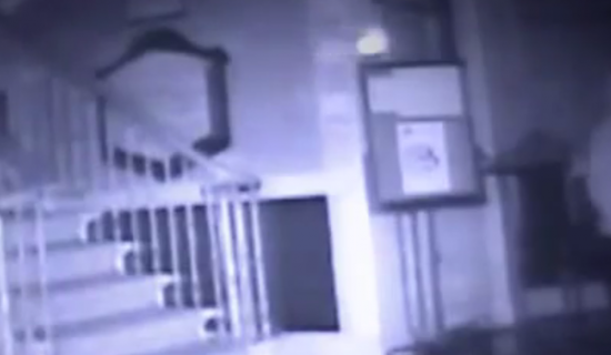 Ghost Sighting in Liverpool Hospital