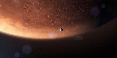 NASA prepares for 'once in a lifetime' viewing of comet narrowly missing Mars