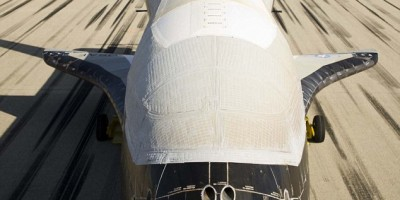 Top Secret Military Space Plane Lands After Two Years in Orbit