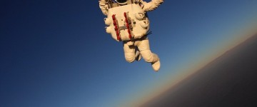 Google boss breaks record highest space jump