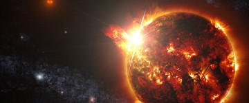 NASA records largest ever soloar flare from the Sun