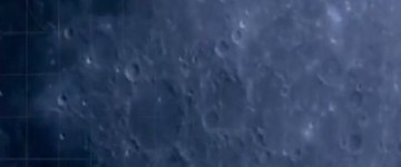 UFO Sighting near the Moon – November 2nd 2014