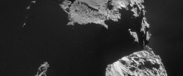 Is comet 67P actually an alien spaceship? Conspiracy theorists claim Rosetta is on a secret mission to make contact