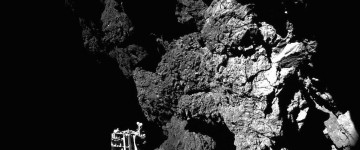 Organic compound found on Rosetta Coment