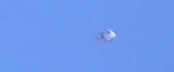 UFO sighting over Mexico City, Mexico – 14th Nov 2014