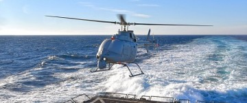 US Navy Show New Full Size Remote Control Helicopter