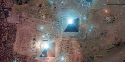 The Mystery of the Pyramids and Other Worldly Visitors