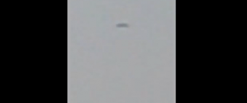 Disk Shaped UFO Sighting filmed over South Wales, United Kingdom – Nov 30th 2014