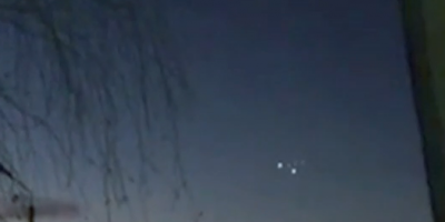 Triangle UFO Sighting filmed over Toronto, Canada – 20th December 2014
