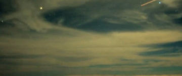 Cigar Shaped UFO sighting over Hawaii – December 2014