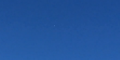 UFO Sighting filmed over Sydney, Australia – 17th Jan 2015