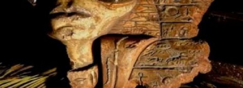 Alien Egyptian Artifacts Found in Giza Complex being Kept Secret By Rockefeller Museum