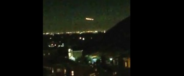 UFO Sighting Filmed over Phoenix, Arizona – 2nd February 2015