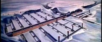 US Military Built Top Secret Arctic Base Under the Ice