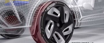 The Tyre that can power your Electric Car as you Drive