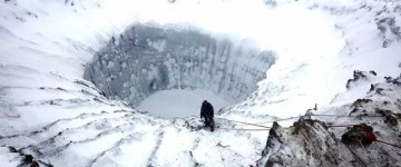 Massive Holes Mysteriously Appearing in Siberia