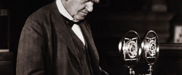 Edison's Built Spirit Phone to Speak to the Dead