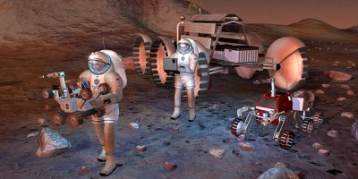 Scientists Creating Technology to Produce Oxygen on Mars