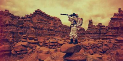 Maine Claims he spent 17 years on Secret Base on Mars