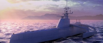 New US Navy Drone Crafts to Track Down Silent Enemy Submarines