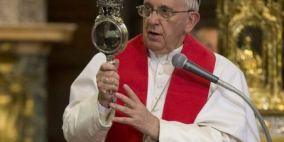 Pope Francis Credited With Performing 'Miracle'