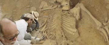 Giant Skeleton Discovered in Bulgaria