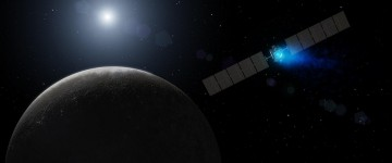 Dawn spacecraft has successfully entered orbit around Ceres