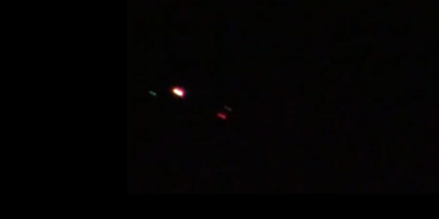 UFO Sighting Filmed over Longview, Texas – 5th March 2015