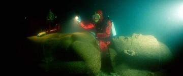 Scientist Discover lost Egyptian Civilization Underwater