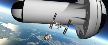 New $300 Billion Space Station to replace current ISS