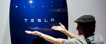 Tesla's home battery pack can power an entire home
