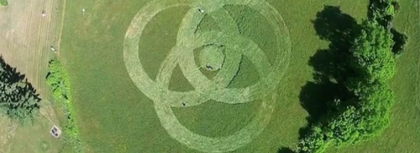 Crop Circle Discovered in Tennessee – 21st May 2015