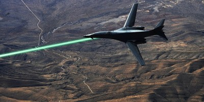 Laser Weapons Come a Step Closer: US Military Reveal Airborne 'Death Rays'