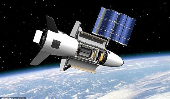 Top Secret X-37B Space Plane to Blast off Tomorrow to Test Experimental Propulsion System