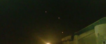 Triangle UFO Sighting Filmed over Cumbria, UK – 19th April 2015