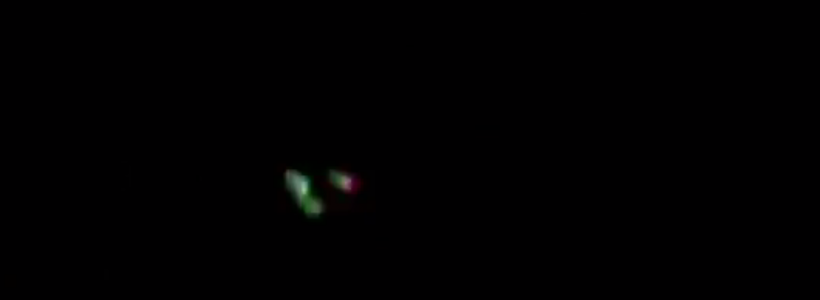 Triangle UFO Sighting over Seattle, Washington – 25th May 2015