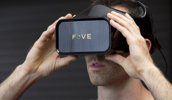 End of Joysticks ? New Virtual reality headset lets players aim and interact using their eyes